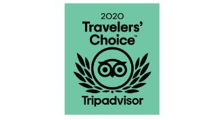 Travelers's Choice 2020 Hotel Saratoga