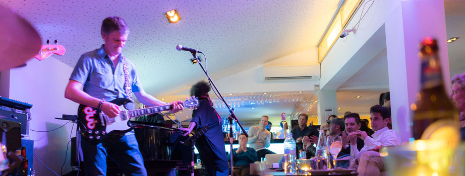 the best jazz in palma in hotel saratoga