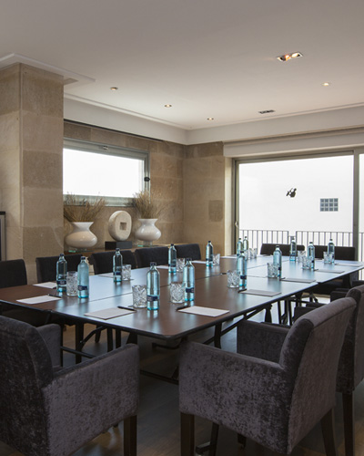 meeting and events room at the saratoga hotel in Palma de Mallorca
