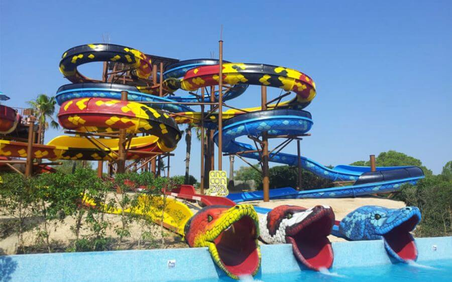 aquatic activities for children with the Hotel Saratoga in Palma